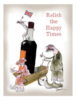 Relish the Happy Times